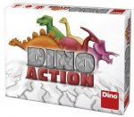 Dinoaction Cestovní hra