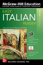 Easy Italian Reader, Premium Third Edition