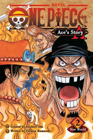 One Piece: Ace's Story, Vol. 2: Spade Pirates