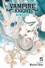 Vampire Knight: Memories, Vol. 5