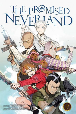 Promised Neverland, Vol. 17