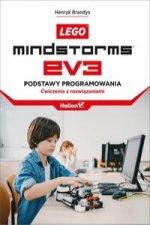 Lego Mindstorms EV3. Podstawy programowania. Ćwiczenia z rozwiązaniami