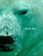 Sketch Book: Polar Bear Themed Personalized Artist Sketchbook For Drawing and Creative Doodling
