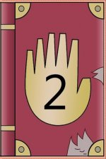 gravity falls 2: Gravity falls notebook 2 for Writing, Size 6