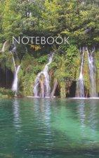 Notebook: Plitvice Lakes National Park Croatia