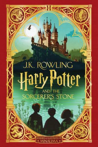 Harry Potter and the Sorcerer's Stone (Minalima) ( Harry Potter #1 )