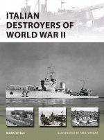Italian Destroyers of World War II