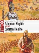 Athenian Hoplite vs Spartan Hoplite