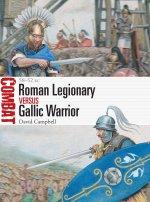 Roman Legionary vs Gallic Warrior