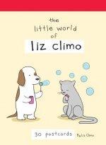 Little World of Liz Climo Postcard Book