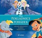 Pokladnice pohádek Ledové království, Dumbo, Pinocchio