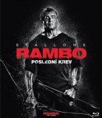 Rambo: Poslední krev Blu-ray
