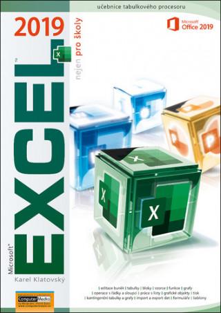 Excel 2019 nejen pro školy
