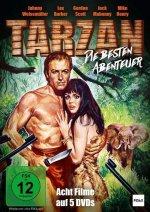 Tarzan - Die besten Abenteuer, 5 DVD