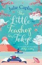 Little Teashop in Tokyo