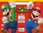 Super Mario: The Big Coloring Book (Nintendo)