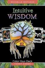 Intuitive Wisdom: Color-Your-Deck Tarot Cards