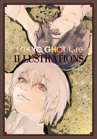 Tokyo Ghoul:re Illustrations: zakki