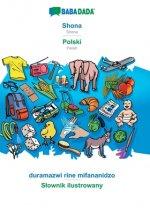 BABADADA, Shona - Polski, duramazwi rine mifananidzo - Slownik ilustrowany