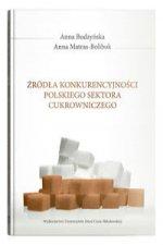 Źródła konkurencyjności polskiego sektora cukrowniczego