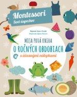 Moja prvá kniha o ročných obdobiach (Montessori: Svet úspechov)