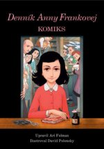 Denník Anny Frankovej Komiks