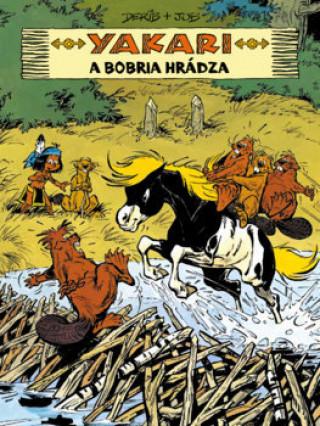Yakari a bobria hrádza (Yakari 3)