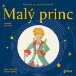 Malý princ – luxusní vydání - audioknihovna