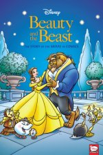 Disney Beauty and the Beast: The Story of the Movie in Comics