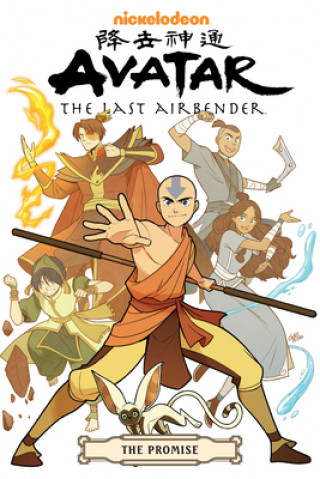 Avatar: The Last Airbender - The Promise Omnibus