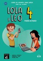 Lola y Leo Paso a Paso 4. Libro del Alumno