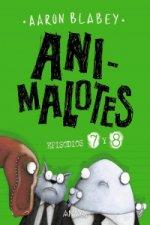 Animalotes: Desmadre prehistórico / Supermalotes