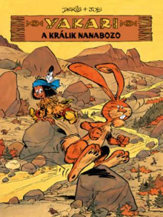 Yakari a králik Nanabozo