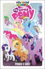 My Little Pony Poníci v akci