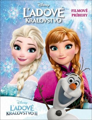 Ľadové kráľovstvo a Ľadové kráľovstvo 2 Filmové príbehy