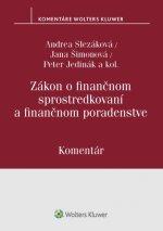 Zákon o finančnom sprostredkovaní a finančnom poradenstve
