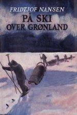 Pa ski over Gronland
