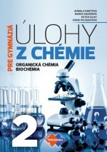 Úlohy z chémie 2 pre gymnáziá