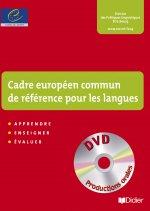 Cadre européen commun de référence pour les langues + DVD