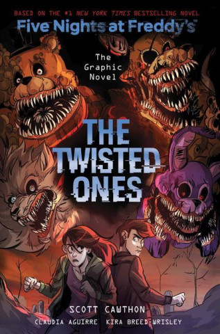 Twisted Ones (Five Nights at Freddy's Graphic Novel 2)