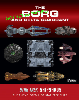 Star Trek Shipyards: The Borg and the Delta Quadrant Vol. 1 - Akritirian to Krenim