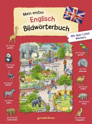 Mein erstes Englisch Bildwörterbuch
