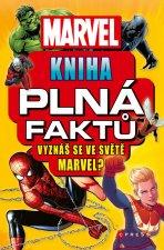 Marvel Kniha plná faktů