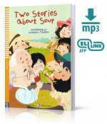 Young ELI Readers 2/A1: Soup Stories + Downloadable Multimedia