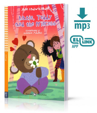 Young ELI Readers 1/A1: Teddy and The Princess + Downloadable Multimedia