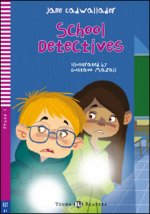 Young ELI Readers 2/A1: School Detectives + Downloadable Multimedia
