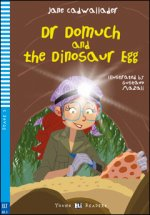 Young ELI Readers 3/A1.1: Dr Domuch and The Dinosaur Egg + Downloadable Multimedia