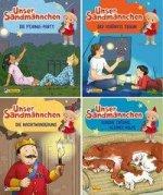 Nelson Mini-Bücher: 4er Unser Sandmännchen: Gute-Nacht-Geschichten 5-8