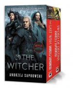 The Witcher Stories Boxed Set: The Last Wish, Sword of Destiny: Introducing the Witcher