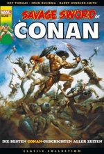 Savage Sword of Conan: Classic Collection